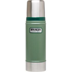 Stanley Classic - Recipientes para bebidas - 470ml verde/Plateado